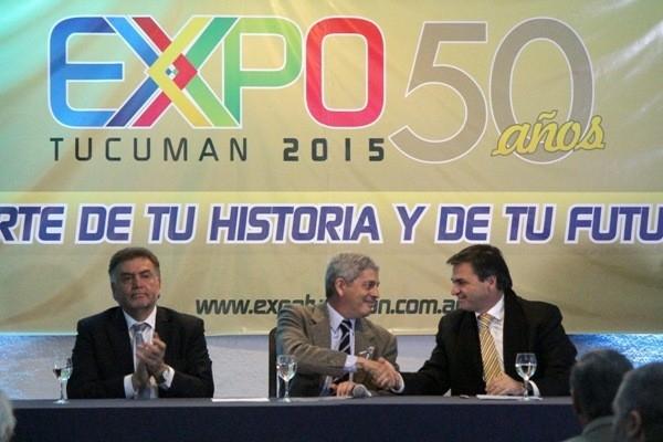Se lanzó la Expo Tucumán 2015