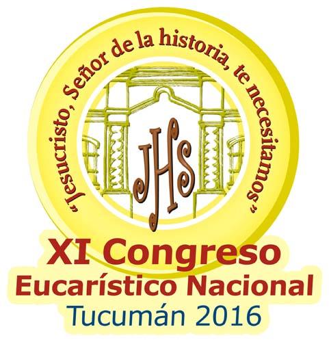 Logo Congreso Eucaristico Color
