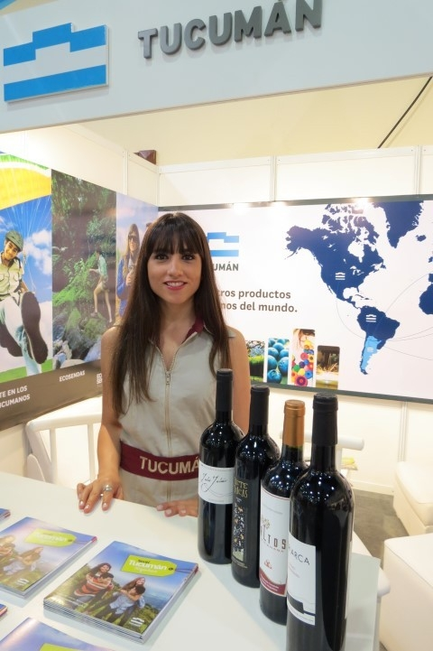Tucumán expone su oferta turística en la Expocruz