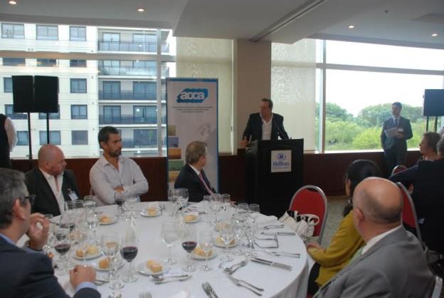 El Ministro de Turismo anunció ante la AOCA un Plan Nacional de Productividad Turística